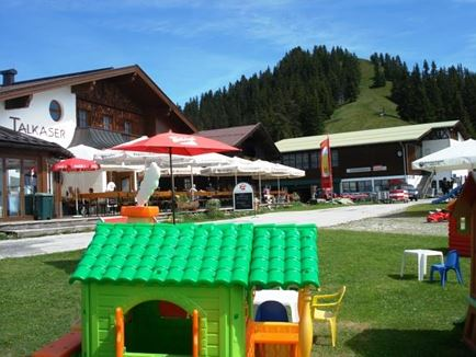 Bergrestaurant Talkaser