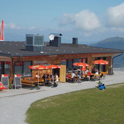 Panoramarestaurant Choralpe