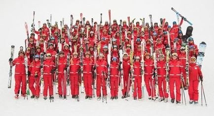 Schischule Westendorf The Red's