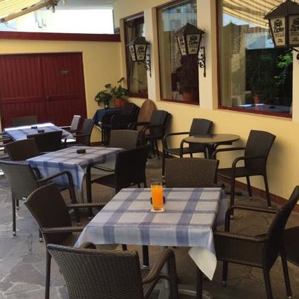 Bar Café Restaurant Pizzeria Ege