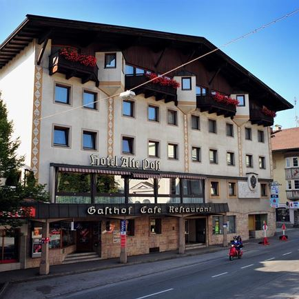 Hotel Restaurant Alte Post